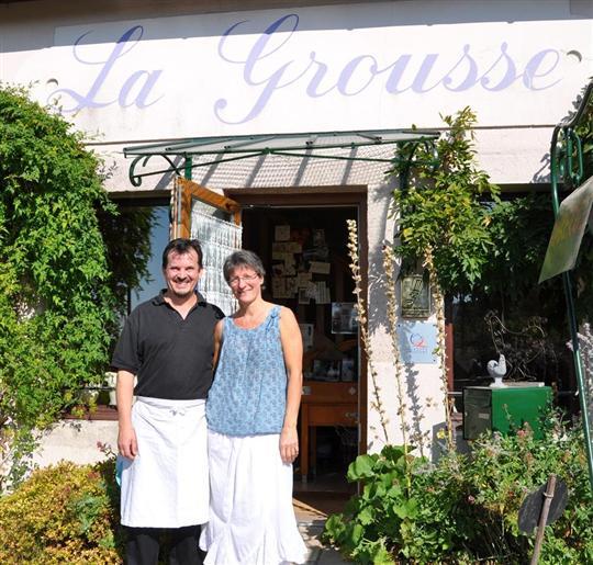 Eric et Pascale Meunier
